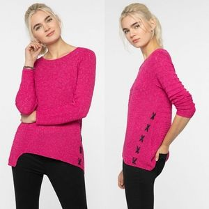Nic+Zoe Cross Stitch Sweater
